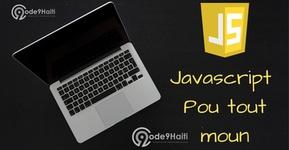 Kouvèti Aprann pwograme ak Javascript's