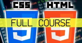 Aprann kreye sitwèb ak HTML plis CSS's cover